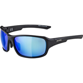 Alpina Lyron Glasses black matt